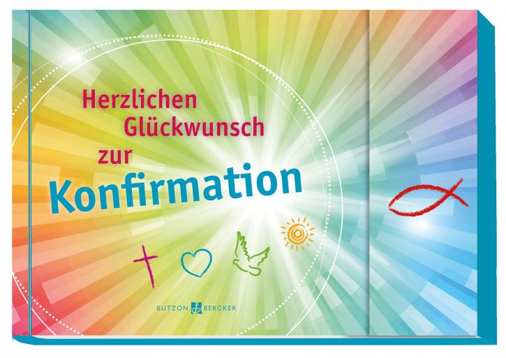 Herzlichen Glückwunsch zur Konfirmation