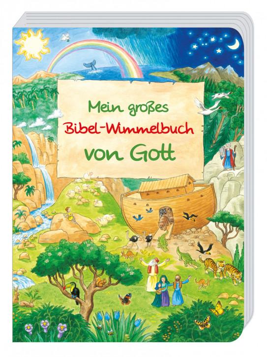 Mein großes Bibel-Wimmelbuch von Gott