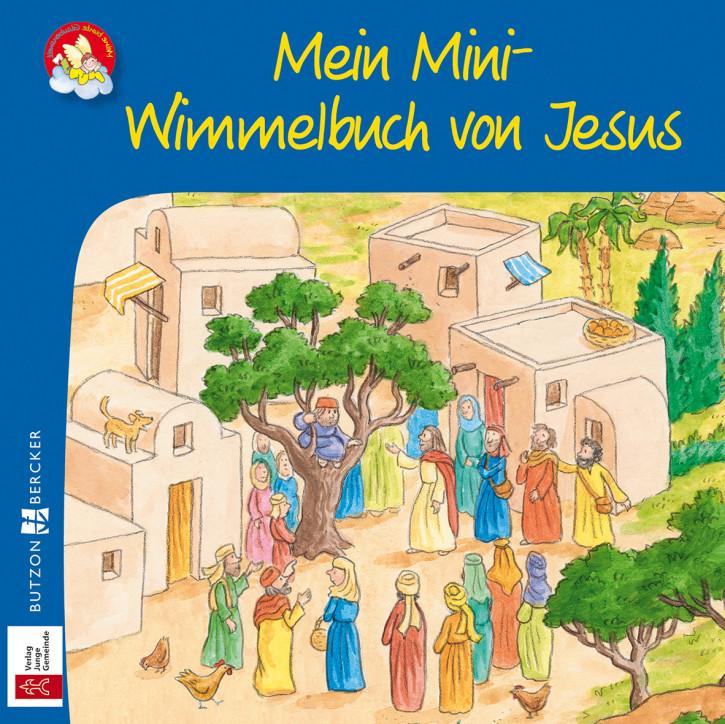 Mein Mini-Wimmelbuch von Jesus