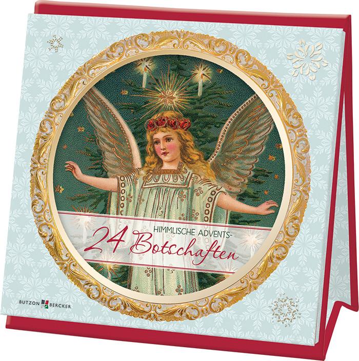 24 himmlische Adventsbotschaften<br>