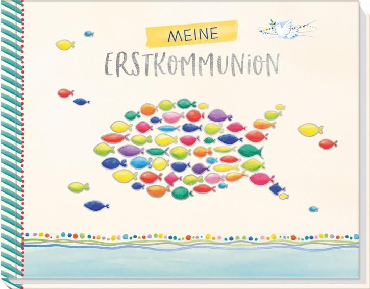 Meine Erstkommunion. Foto- und Erinnerungsbuch