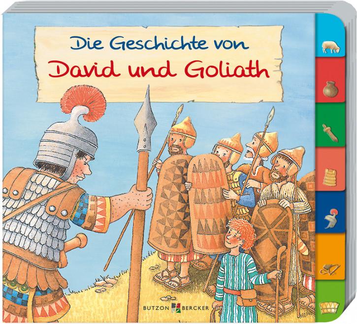 Die Geschichte von David und Goliath