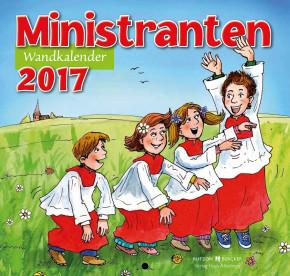 Ministranten-Wandkalender 2017